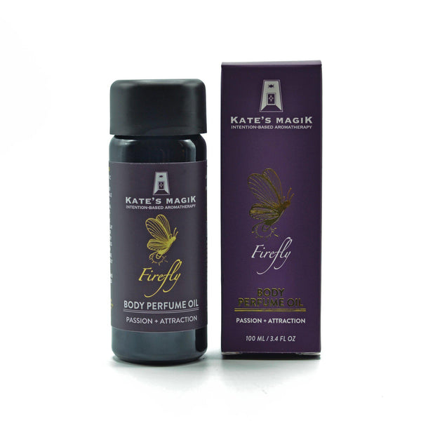 Kate's Magik Body Perfume Oil Firefly 100ml - The Scarlet Sage Herb Co.