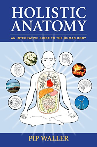 Holistic Anatomy by Pip Waller-Books-The Scarlet Sage Herb Co.