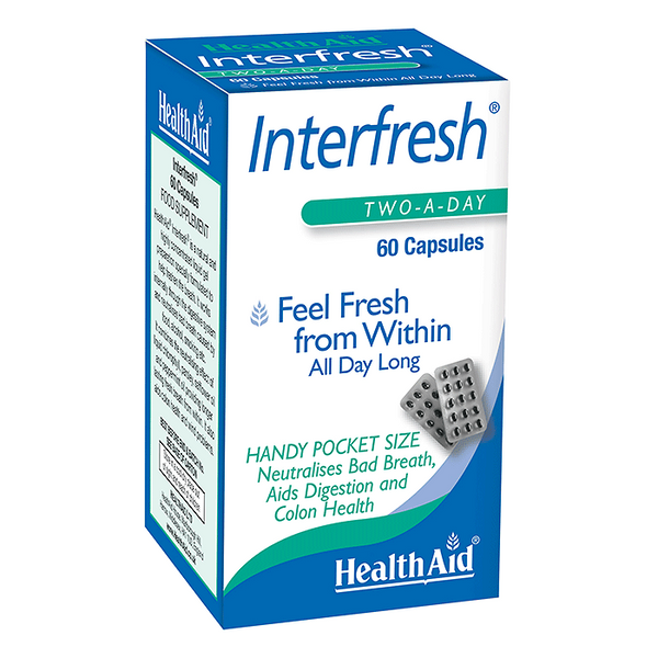 Health Aid Interfresh 60CT-The Scarlet Sage Herb Co.