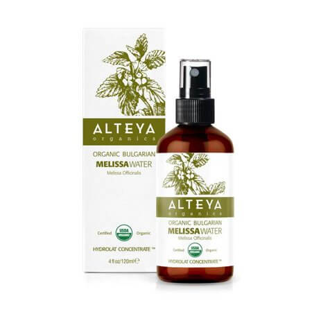 Alteya Flower Water Melissa 4oz - The Scarlet Sage Herb Co.