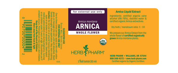 Herb Pharm Arnica 1oz