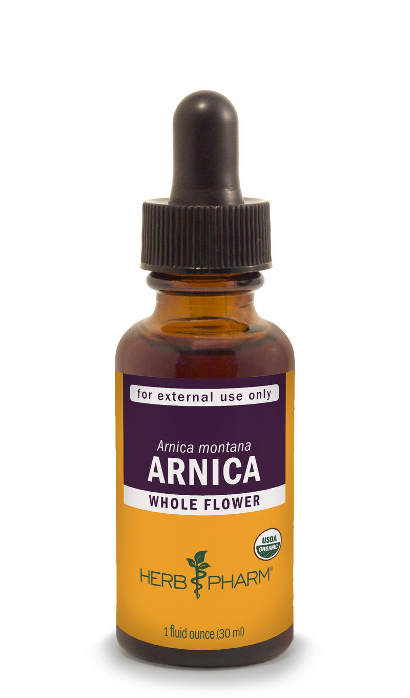 Herb Pharm Arnica 1oz-Tinctures-The Scarlet Sage Herb Co.