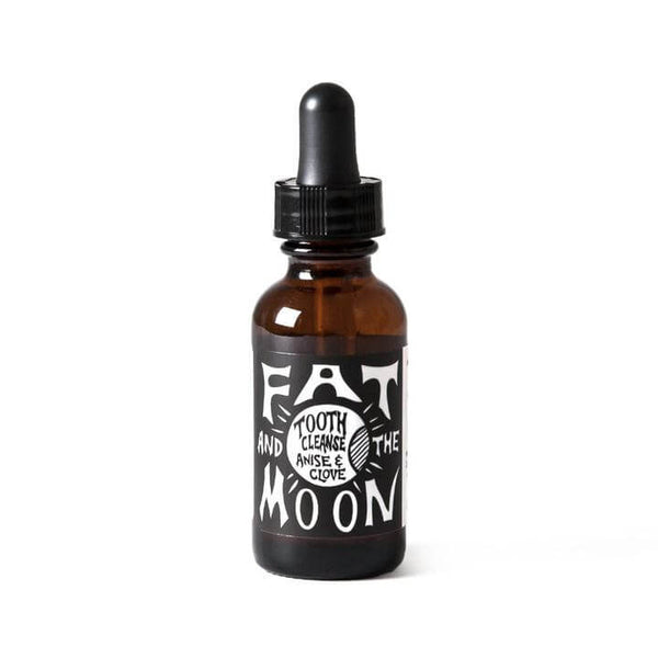 Fat and the Moon Tooth Cleanse Anise & Clove 1 oz - The Scarlet Sage Herb Co.