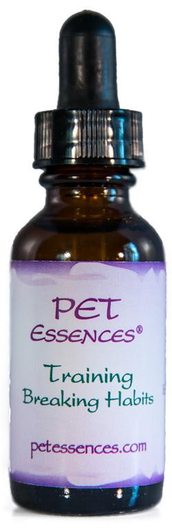 Energetic Pet Essences Training Breaking Habits-Flower Essences-The Scarlet Sage Herb Co.