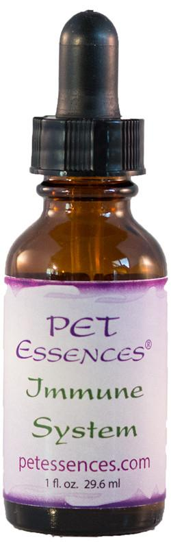 Energetic Pet Essences Immune System-Flower Essences-The Scarlet Sage Herb Co.