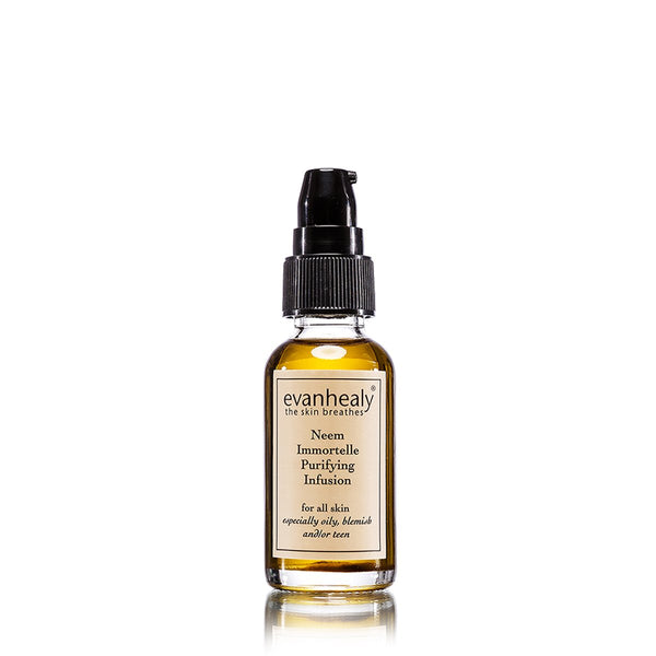 evanhealy Serum Neem Immortelle 1oz-Skincare-The Scarlet Sage Herb Co.