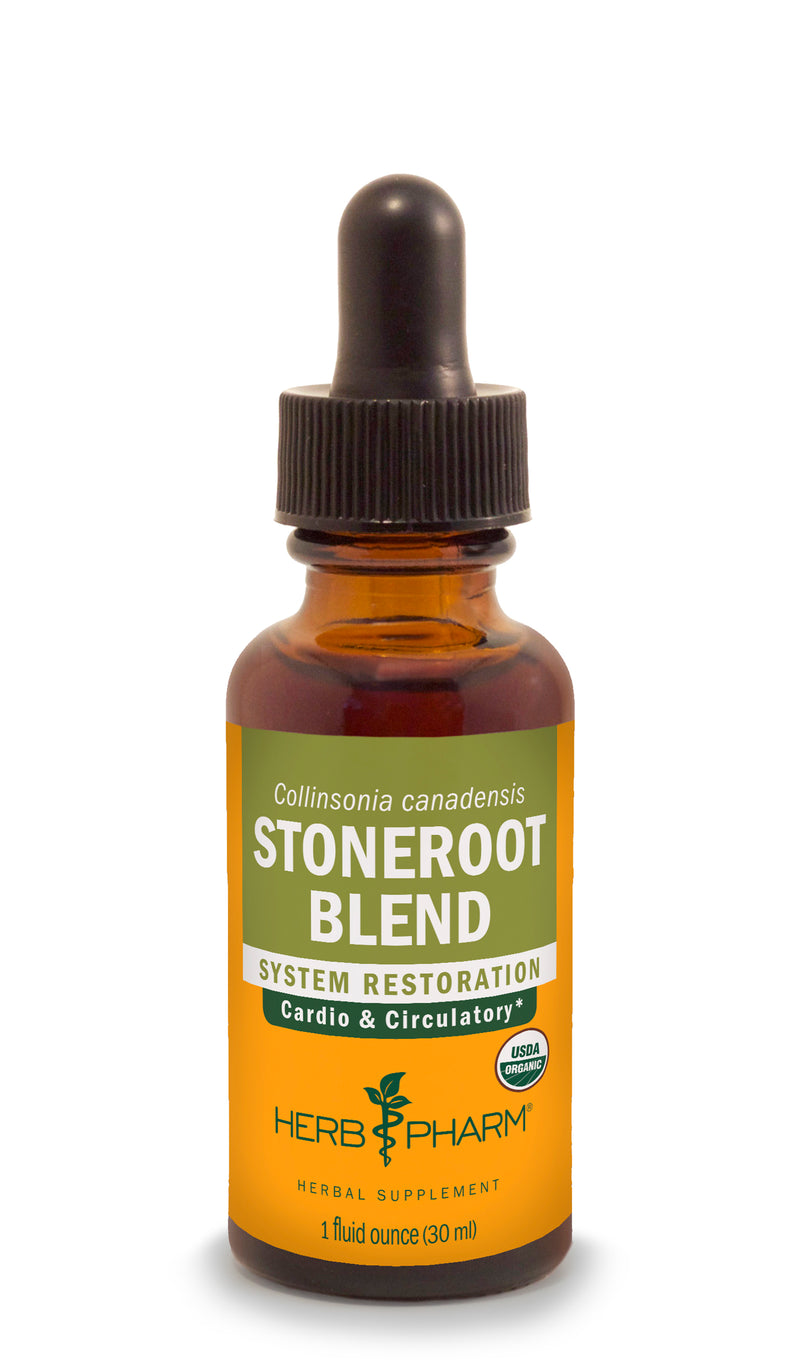Herb Pharm Stoneroot Blend 1oz-Tinctures-The Scarlet Sage Herb Co.