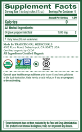 Traditional Medicinals Peppermint 16Ct