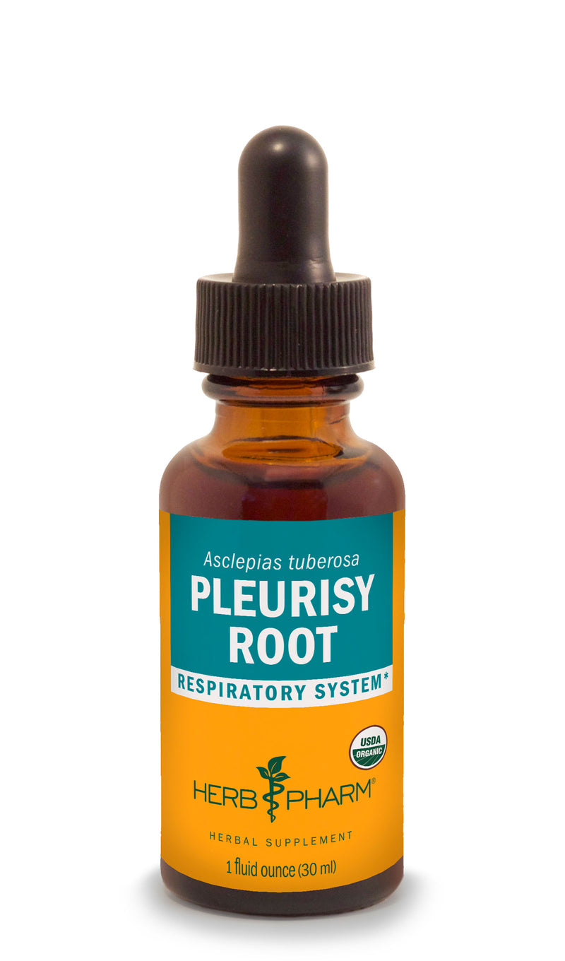 Herb Pharm Pleurisy Root 1oz-Tinctures-The Scarlet Sage Herb Co.