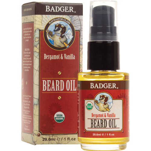 Badger Beard Oil 1oz - The Scarlet Sage Herb Co.