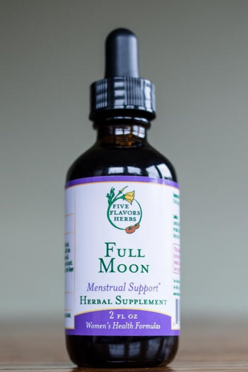 Five Flavors Herbs Full Moon 2oz - The Scarlet Sage Herb Co.