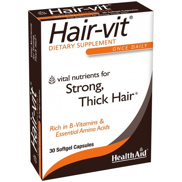 Health Aid Hair-Vit-Supplements-The Scarlet Sage Herb Co.