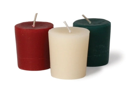 Big Dipper Holiday Votive-Candles-The Scarlet Sage Herb Co.