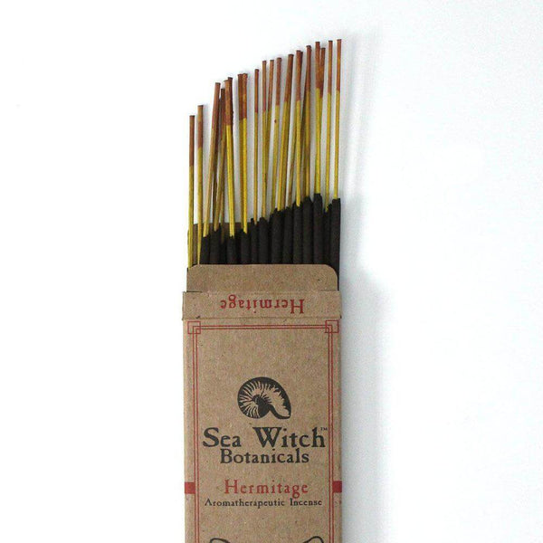 Sea Witch Botanicals Incense Hermitage 25ct - The Scarlet Sage Herb Co.