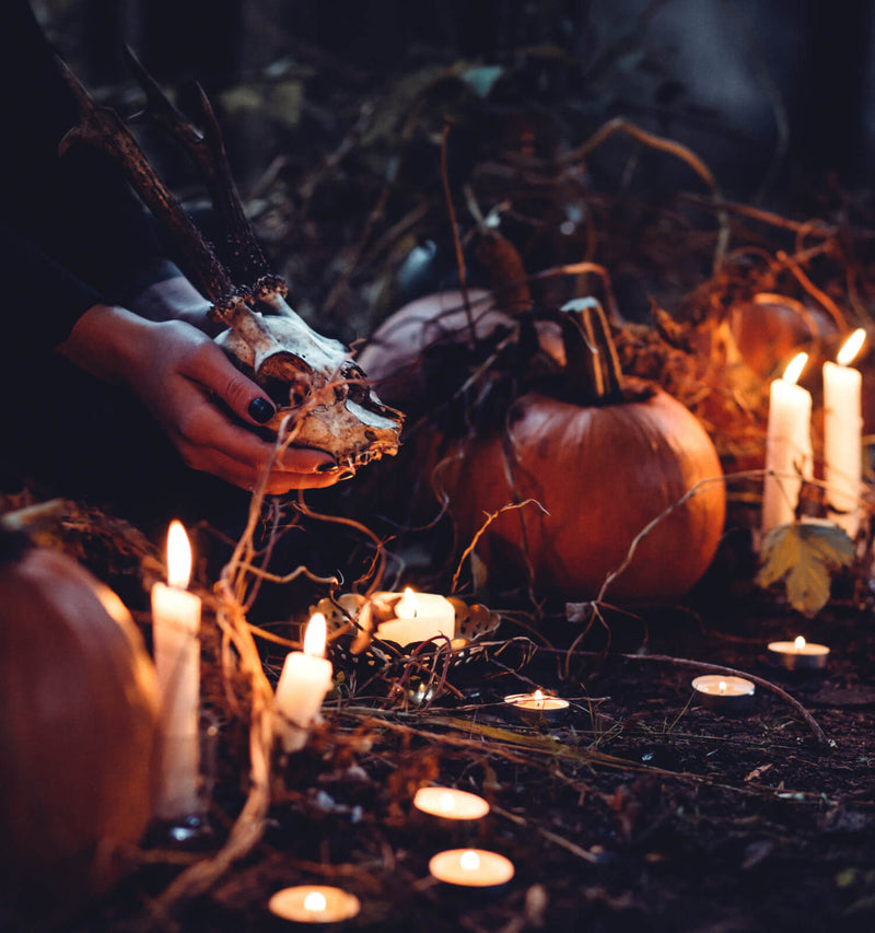 Italian Witchcraft Night with Karyn Crisis - October 31st, 7pm-9pm - The Scarlet Sage Herb Co.