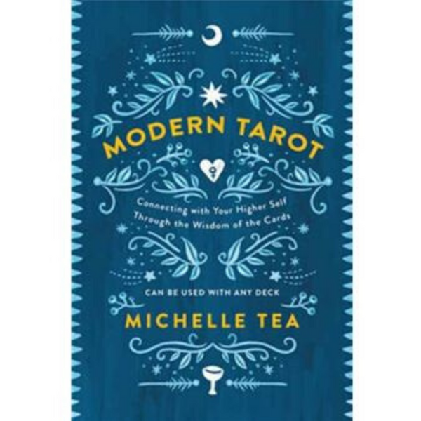 Modern Tarot by Michelle Tea-Books-The Scarlet Sage Herb Co.