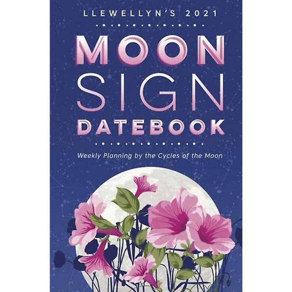 Llewellyn's 2021 Moon Sign Datebook-Journals / Calendars-The Scarlet Sage Herb Co.