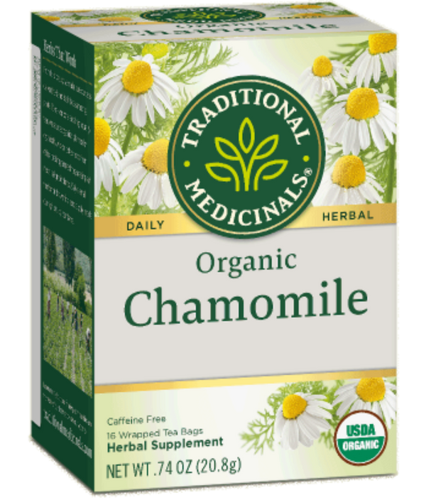 Traditional Medicinals Chamomile 16ct