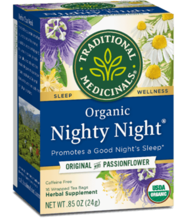 Traditional Medicinals Nighty Night 16ct