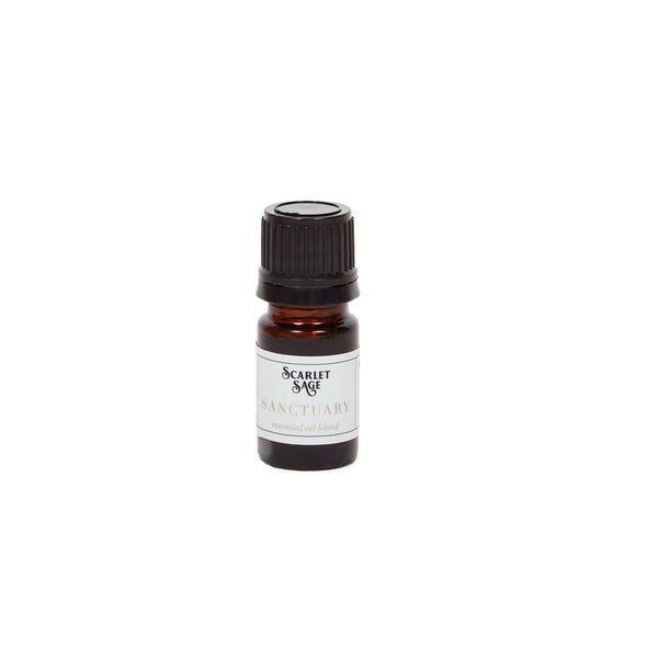 Scarlet Sage Sanctuary Essential Oil Blend-Aromatherapy-The Scarlet Sage Herb Co.