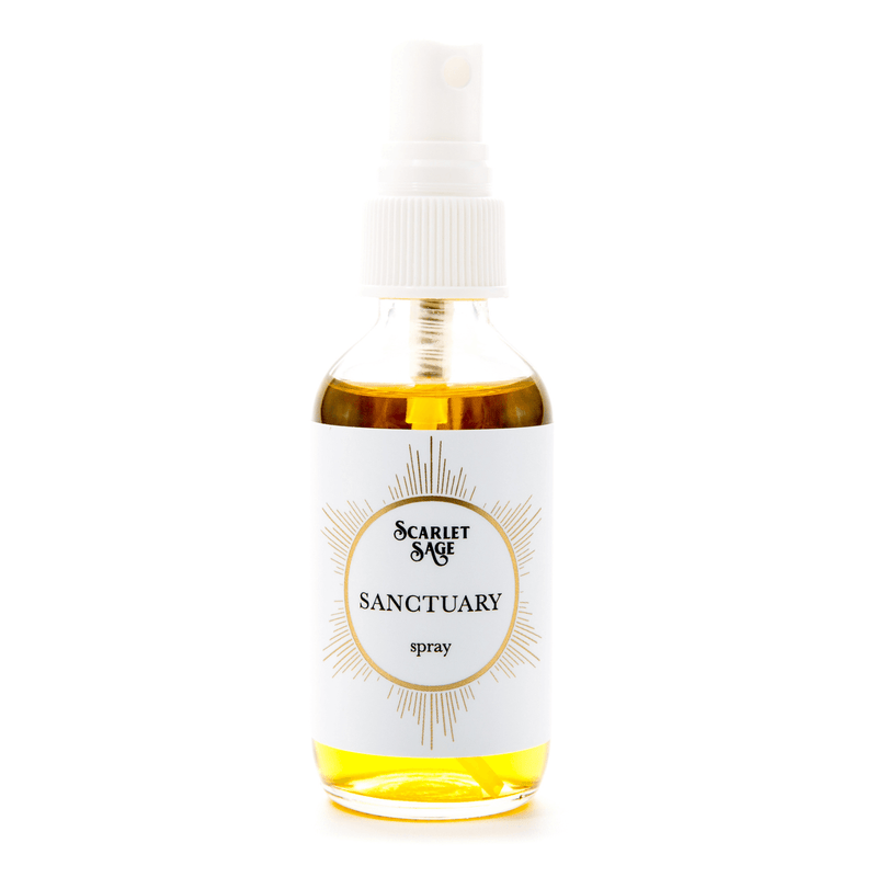 Sanctuary Spray - The Scarlet Sage Herb Co.