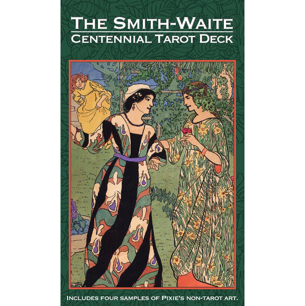 Smith Waite Centennial Tarot - The Scarlet Sage Herb Co.