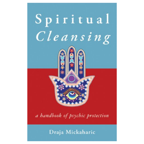 Spiritual Cleansing by Draja Mickaharic-Books-The Scarlet Sage Herb Co.