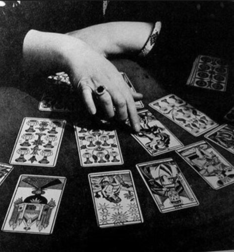 Tarot and Divination Intensive for beginners - Casey Zabala - January 2019 - 6 months- 18 hours