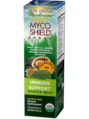 Host Defense MycoShield Winter Mist 1oz - The Scarlet Sage Herb Co.