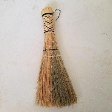 Intermediate Broom Craft - Woven Whisk & Cobweb Sweeper - December 5, 1-6pm - The Scarlet Sage Herb Co.