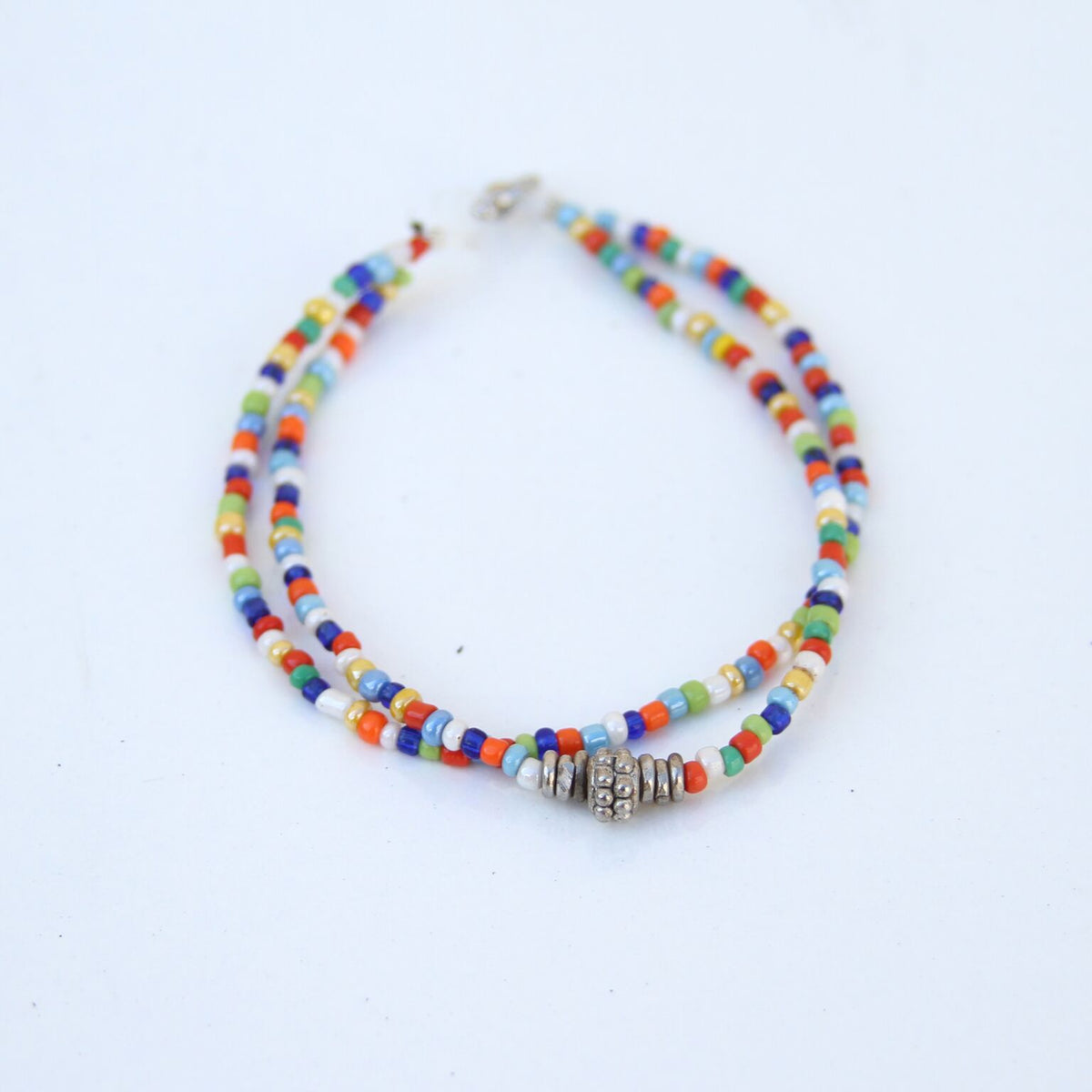 Handmade Multi-Colored Bracelet