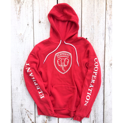 Red Elephant Cooperation Logo Pullover Sweatshirt