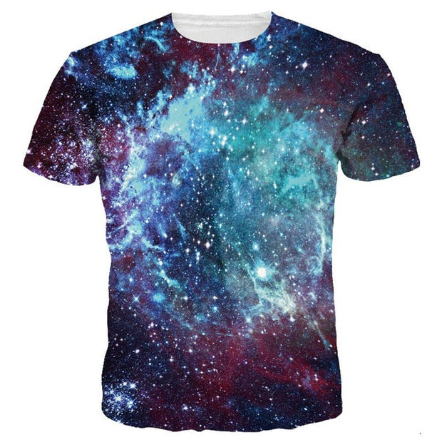 GALAXY SPACE UNISEX T SHIRT