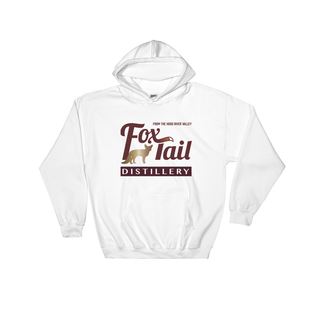 Fox-Tail Distillery's Hooded Sweatshirt