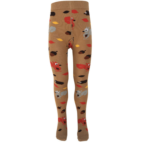Slugs & Snails Organic Children's Tights - Autumn, Tights, Slugs & Snails, Baby goes Retro - Baby goes Retro