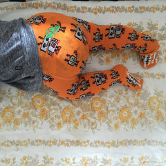 Slugs & Snails Organic Children's Tights - Bots, Tights, Slugs & Snails, Baby goes Retro - Baby goes Retro