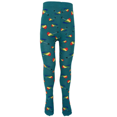 Slugs & Snails Organic Children's Tights - Brolly, Tights, Slugs & Snails, Baby goes Retro - Baby goes Retro