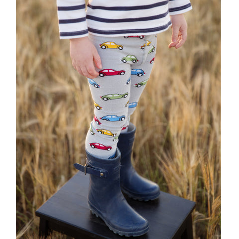 Slugs & Snails Organic Children's Tights - Bug, Tights, Slugs & Snails, Baby goes Retro - Baby goes Retro