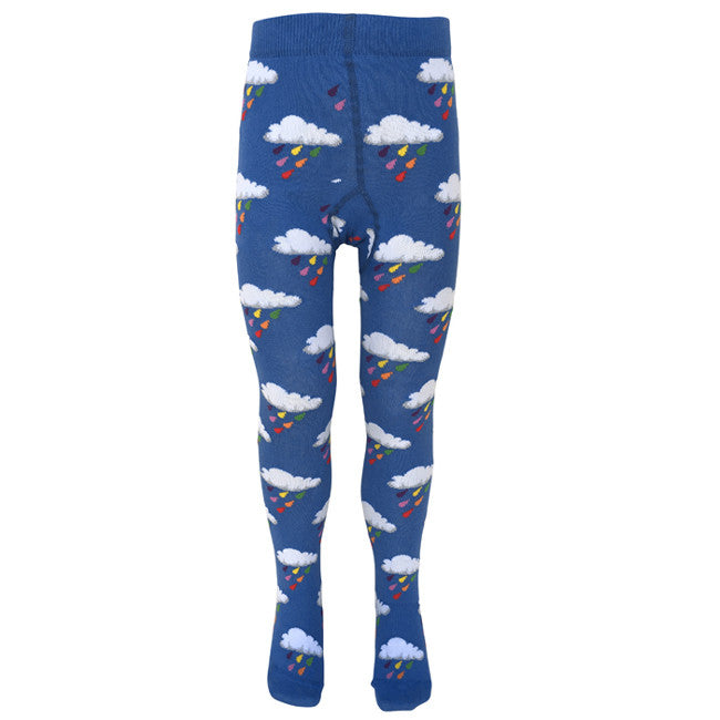 Slugs & Snails Organic Children's Tights - Drop, Tights, Slugs & Snails, Baby goes Retro - Baby goes Retro