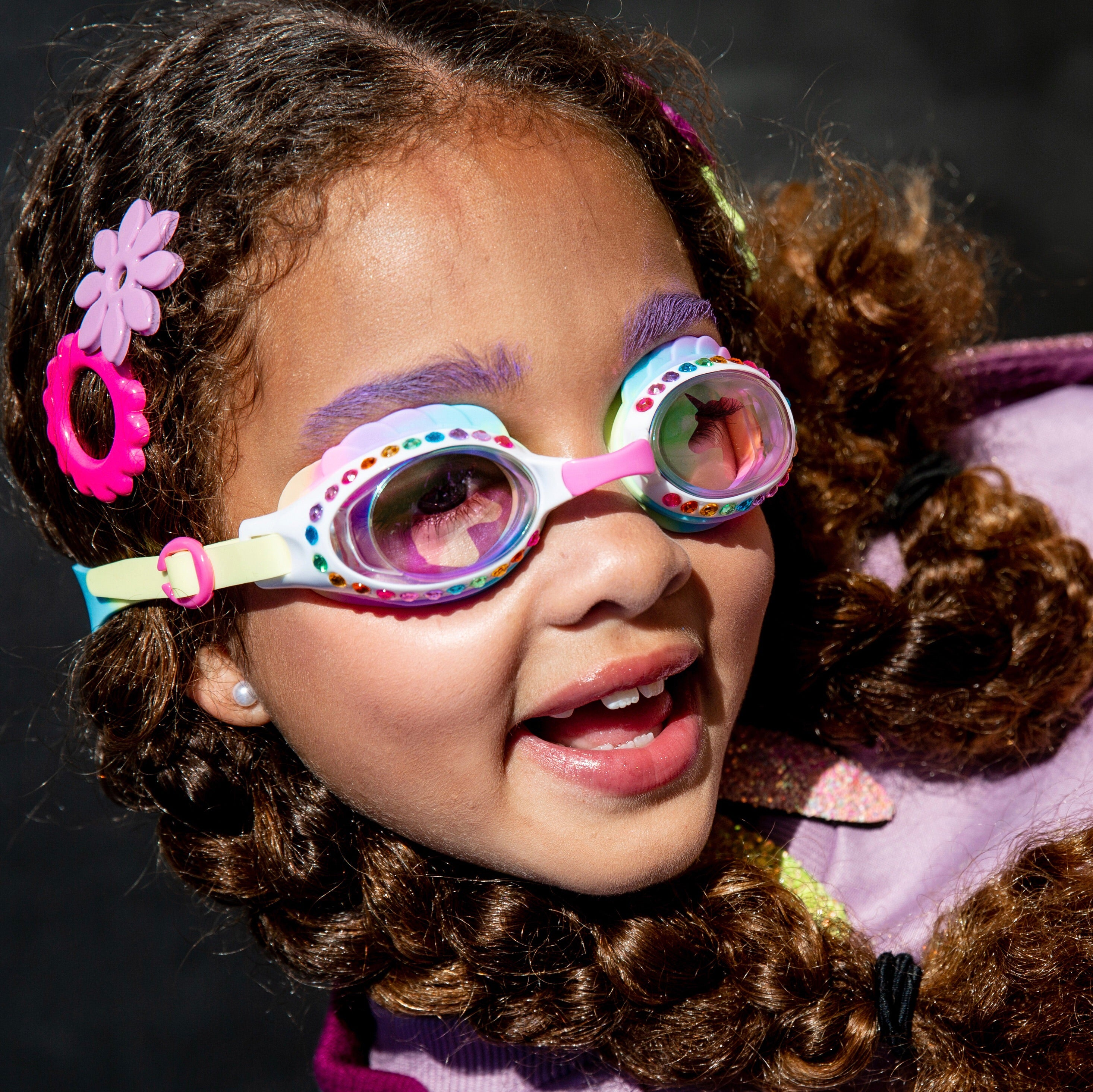 Bling2o Swimming Goggles - Eunice the Unicorn