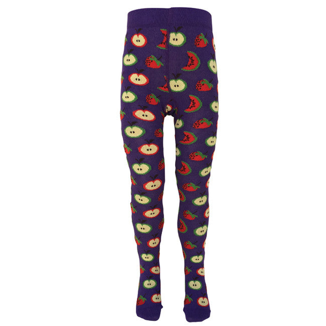 Slugs & Snails Tights - Juicy, Tights, Slugs & Snails, Baby goes Retro - Baby goes Retro