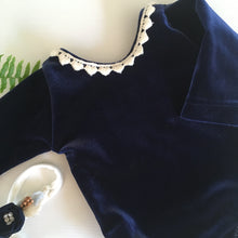 Bella Navy Newborn Set