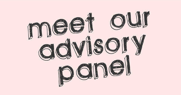 Meet our Advisory Panel!