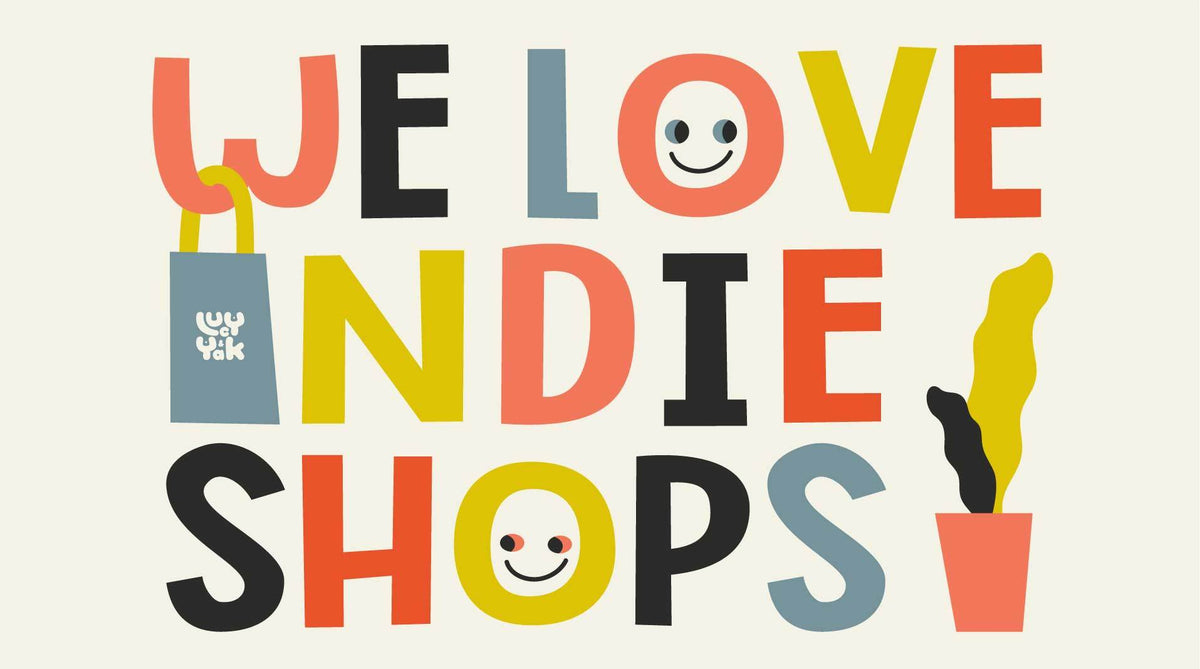 We love indie shopping - Brighton Edition