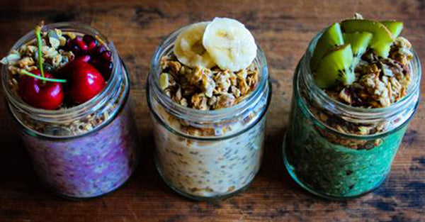 Gem's Perfect Breakfast - Simple Overnight Oats