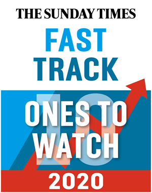 Sunday Times 10 Fast Track Ones to Watch