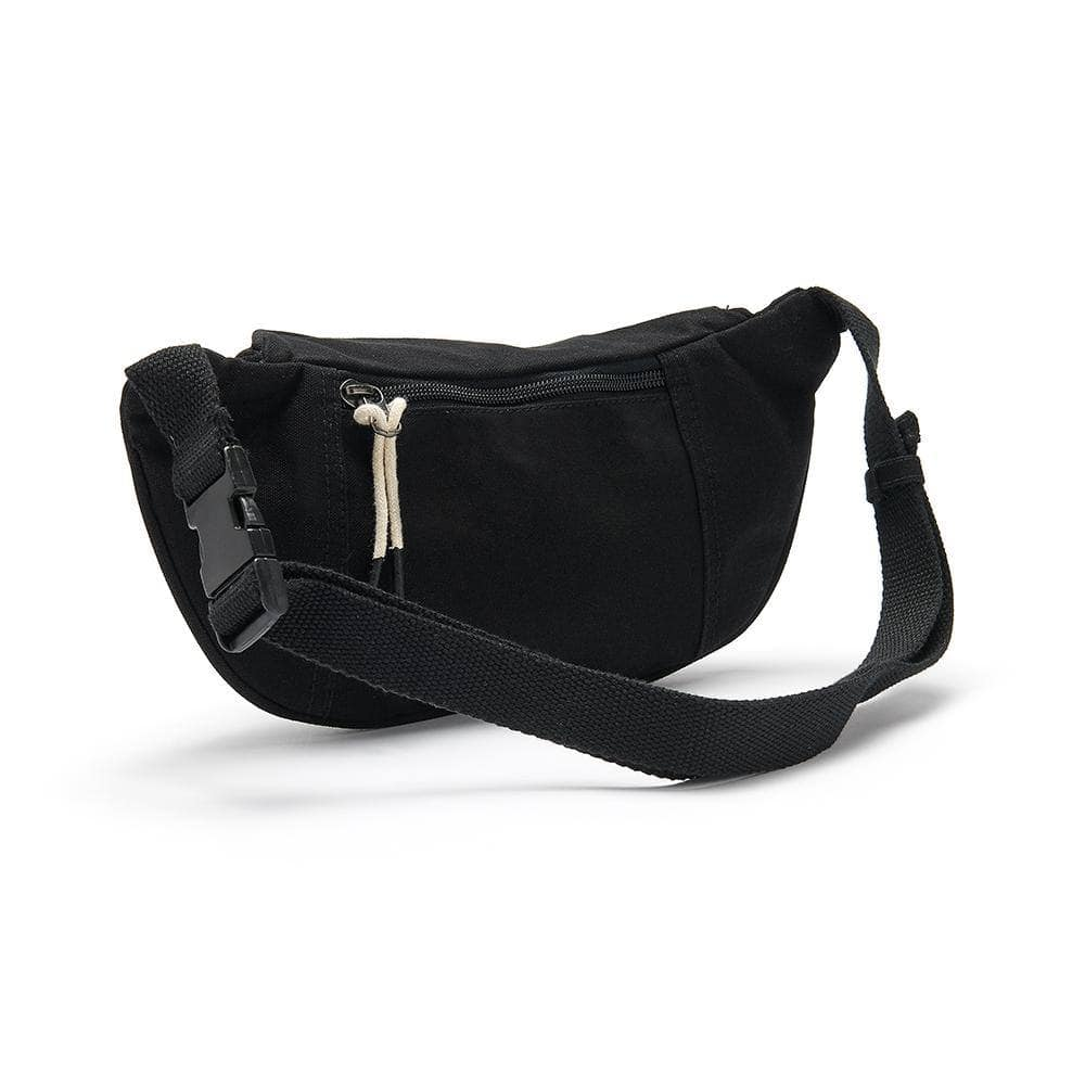 Lucy & Yak Bag Festival Bumbag In Black
