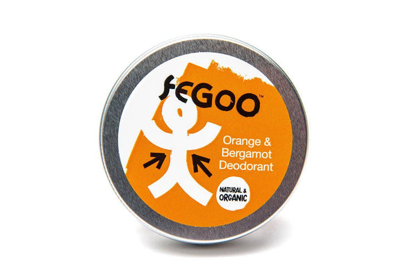 Lucy & Yak accessories Fegoo Deodorant Balm In Orange Bergamot