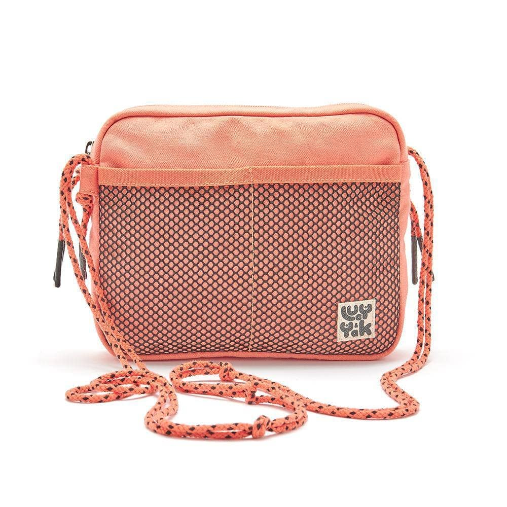 Lucy & Yak Bag The Sundaze Collection - Dara Cross Body Bag In Melon