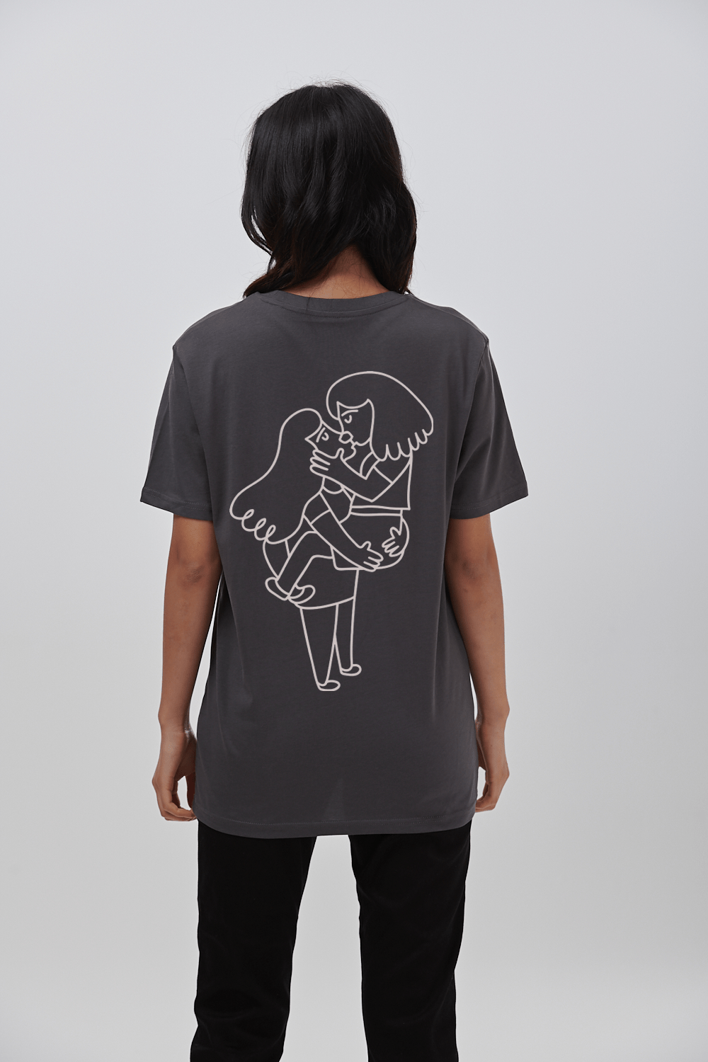 Lucy & Yak TOP 'Edie' Limited Edition Teeshirt By Nat